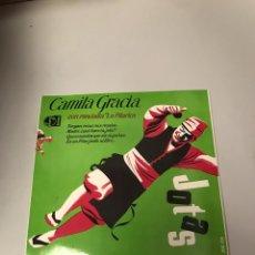 Discos de vinilo: CAMILA GRACIA. Lote 176135928
