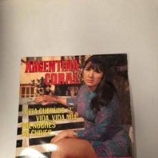 Discos de vinilo: ARGENTINA CORAL. Lote 176136099