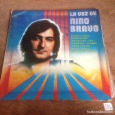 Discos de vinilo: NINO BRAVO. Lote 176137604