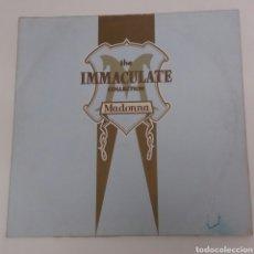 Discos de vinilo: LP DOBLE - MADONNA - THE INMACULATE COLLECTION - CARPETA DOBLE CON ENCARTES - 1990 GATEFOLD. Lote 176142548