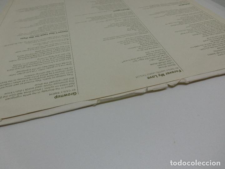Discos de vinilo: LP - CARLY SIMON - HOTCAKES - GATEFOLD - CARPETA DOBLE - FUNDA CON LETRAS - 1974 - Foto 5 - 176144430