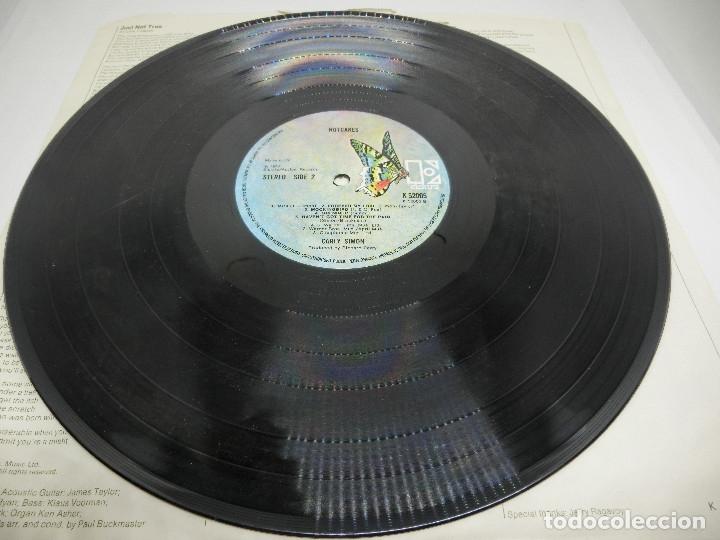 Discos de vinilo: LP - CARLY SIMON - HOTCAKES - GATEFOLD - CARPETA DOBLE - FUNDA CON LETRAS - 1974 - Foto 7 - 176144430