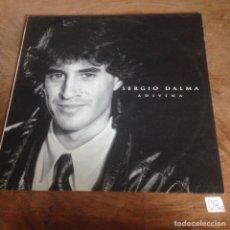 Discos de vinilo: SERGIO DALMA. Lote 176146838