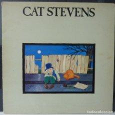 Disques de vinyle: CAT STEVENS //THE TEASER AND THE FIRECAT // 1971//PORTADA DOBLE//(VG VG). LP. Lote 176149364
