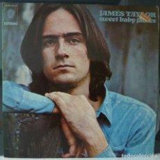 Discos de vinilo: JAMES TAYLOR// SWEET BABY JAMES//1970//(VG VG). LP. Lote 176149792