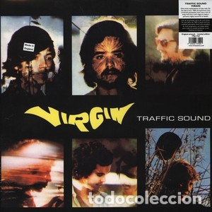 TRAFFIC SOUND - VIRGIN - 2011 VINILISSSIMO RECORDS 180 GRAM VINYL REISSUE (Música - Discos - LP Vinilo - Country y Folk)