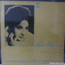 Discos de vinilo: TERESA BERGANZA //SIETE CANCIONES POPULARES//1974//(VG+ VG+). LP. Lote 176153060
