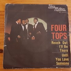 Discos de vinilo: THE FOUR TOPS. REACH OUT I'LL BE THERE.. Lote 176154445