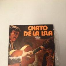 Discos de vinilo: CHATO DE LA ISLA. Lote 176155467