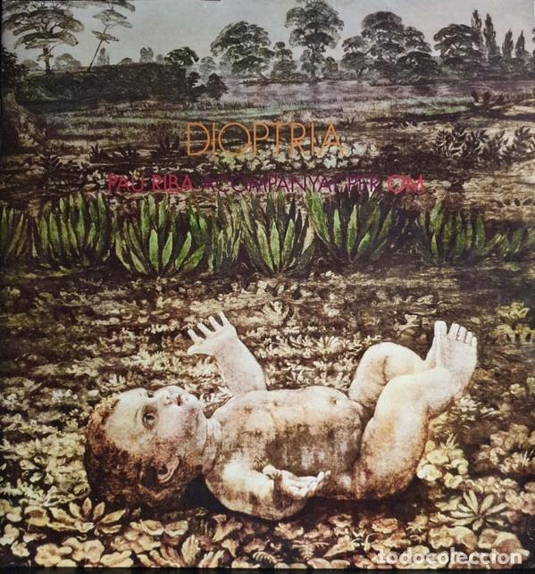 PAU RIBA - DIOPTRIA - 2019 MUNSTER RECORDS 180 GRAM 2XLP REISSUE (Música - Discos - LP Vinilo - Country y Folk)
