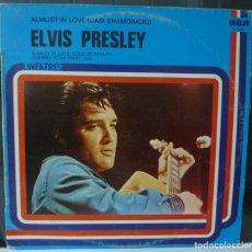 Discos de vinilo: ELVIS PRESLEY // ALMOST IN LOVE //1979//(VG VG). LP. Lote 176155919