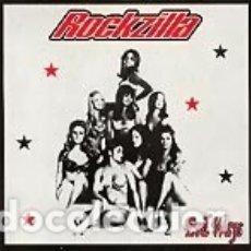 Discos de vinilo: ROCKZILLA - EVIL WAYS - WITH INSERT. Lote 176171003