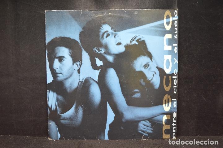 MECANO - ENTRE EL CIELO Y EL SUELO - LP (Música - Discos - LP Vinilo - Grupos Españoles de los 70 y 80)