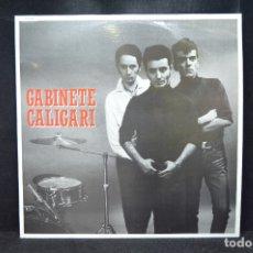 Discos de vinilo: GABINETE CALIGARI - CUATRO ROSAS - LP . Lote 176174854