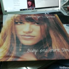 Discos de vinilo: BRITNEY SPEARS MAXI BABY ONE MORE TIME 1999. Lote 176177522