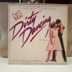 Discos de vinilo: LP DIRTY DANCING BUEN ESTADO VER FOTOS. Lote 176182850