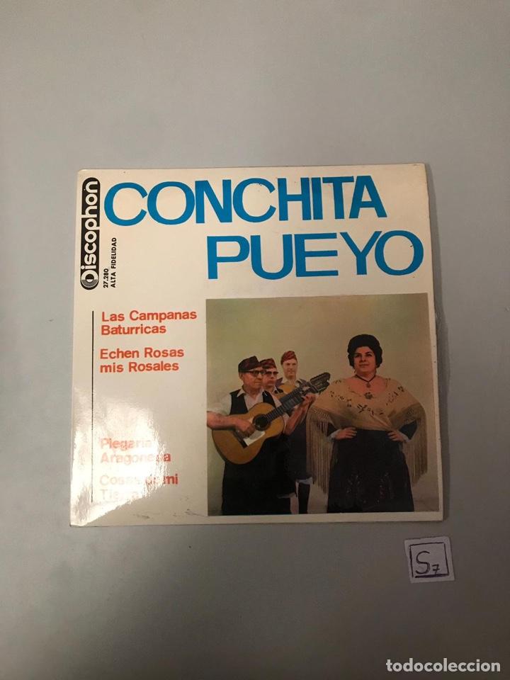 CONCHITA PUEYO (Música - Discos - Singles Vinilo - Flamenco, Canción española y Cuplé)