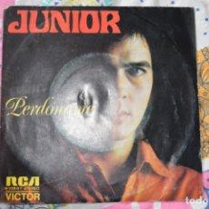 Discos de vinilo: JUNIOR, PERDONAME. Lote 176205598