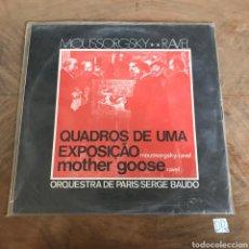 Discos de vinilo: ORQUESTA DE PARÍS. Lote 176206209