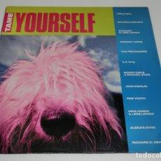 Discos de vinilo: LP - TAME YOURSELF - ERASURE - CON INSERTO - VARIOS - 1991. Lote 176214408