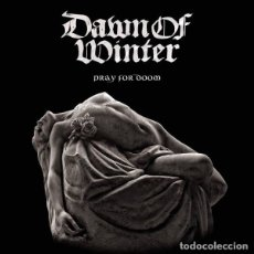 Discos de vinilo: DAWN OF WINTER – PRAY FOR DOOM --DOOM STONER. Lote 176216098
