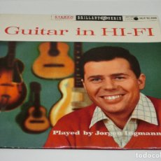 Discos de vinilo: LP - JORGEN INGMANN - GUITAR IN HI-FI - JØRGEN - JÖRGEN. Lote 176217097