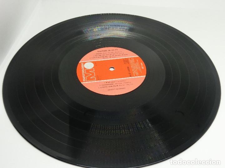 Discos de vinilo: LP - JORGEN INGMANN - GUITAR IN HI-FI - JøRGEN - JÖRGEN - Foto 4 - 176217097