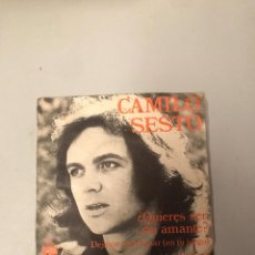 Discos de vinilo: CAMILO SEXTO. Lote 176217470