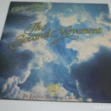 Discos de vinilo: LP - CLASSIC ROCK - THE SECOND MOVEMENT - THE LONDON SYMPHONY ORCHESTRA GATEFOLD - 1978. Lote 176222778