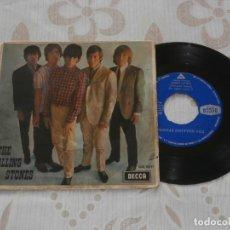 Discos de vinilo: THE ROLLING STONES 7´EP IF YOU NEED ME + 3 (1964) EDICION ORIGINAL ESPAÑOLA - DECCA SDGE 80797. Lote 176229940