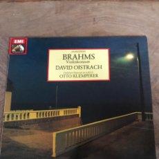 Discos de vinilo: BRAHMS. Lote 176244293
