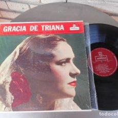 Discos de vinilo: GRACIA DE TRIANA-LP-USA-NUEVO. Lote 176250965