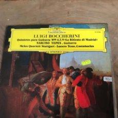 Discos de vinilo: LUIGI BOCCHERINI. Lote 176251819