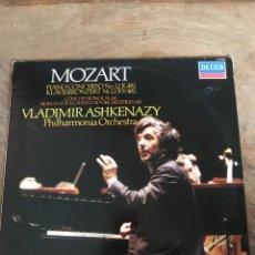 Discos de vinilo: MOZART. Lote 176251923