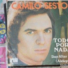 Discos de vinilo: 10 SINGLES MUSICA VARIADA. Lote 176254127