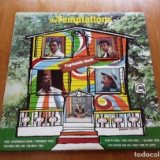 Discos de vinilo: THE TEMPTATIONS- PSYCHEDELIC SHACK (GORDY GS947 - USA 1970) ORIGINAL SOUL LP. Lote 176254355