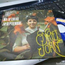 Discos de vinilo: ENRIET JOAN SINGLE NO LO CREAS 1969. Lote 176258713