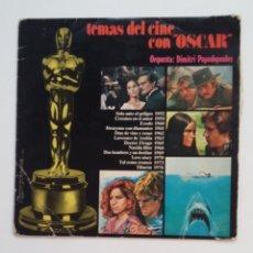 Discos de vinilo: TEMAS DE CINE CON OSCAR. ORQUESTA DIMITRI PAPADOPOULOS. TDKDA63. Lote 176277875