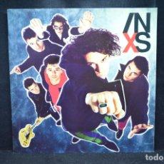 Discos de vinilo: INXS - X - LP. Lote 176279555