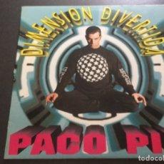 Discos de vinilo: PACO PIL - DIMENSIÓN DIVERTIDA . Lote 176291129