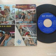Discos de vinilo: EP - DUO DINAMICO - YO RECORDARE+3 CON LOS ANGELES NEGROS - LA VOZ DE SU AMO 1964. Lote 176297565
