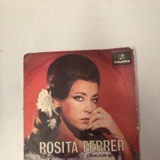 Discos de vinilo: ROSITA FERRER. Lote 176298653