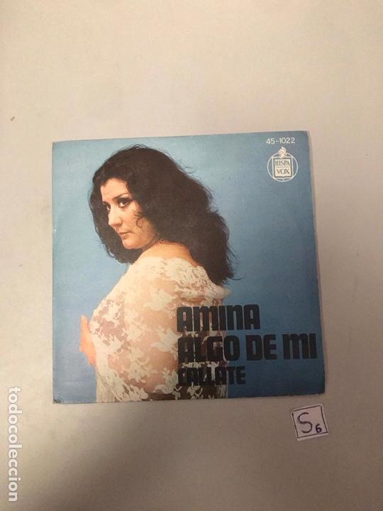 AMINA (Música - Discos - Singles Vinilo - Flamenco, Canción española y Cuplé)