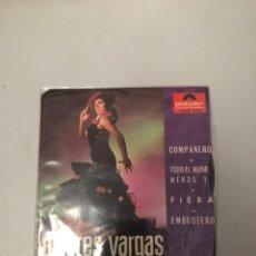 Discos de vinilo: DOLORES VARGAS. Lote 176301234
