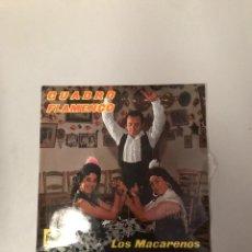 Discos de vinilo: LO MACARENOS. Lote 176301657