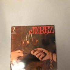 Discos de vinilo: JEREZ. Lote 176303289