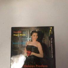 Discos de vinilo: MARÍA DOLORES PRADERA. Lote 176304747