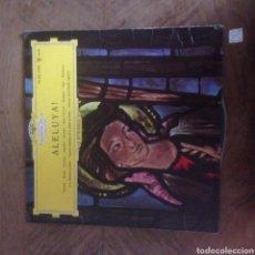Discos de vinilo: ALELUYA. Lote 176316100