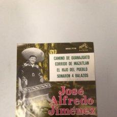 Discos de vinilo: JOSÉ ALFREDO GIMENEZ. Lote 176327044