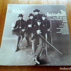 Discos de vinilo: THE BUCKINGHAMS - PORTRAITS - 1968 USA POPADELIC ROCK ORIGINAL LP. Lote 176332255